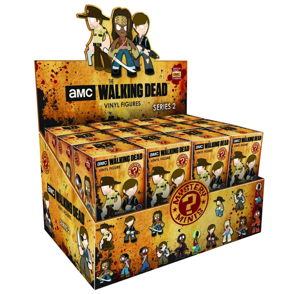 The Walking Dead Mystery Minis Series 2