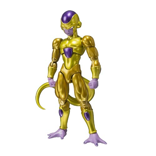 Dragon Ball Z Golden Frieza SH Figuarts Action Figure
