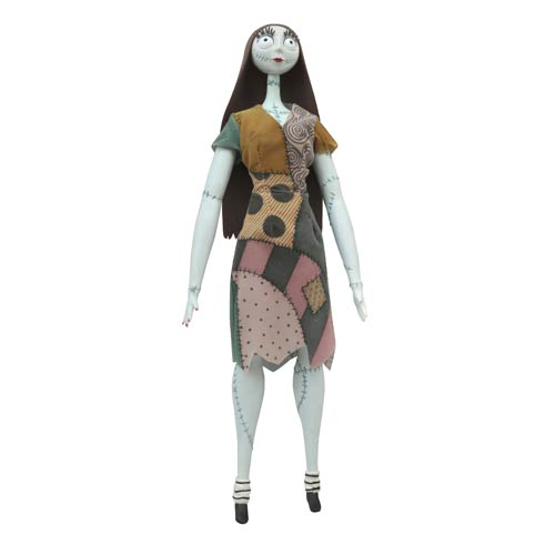 Nightmare Before Christmas Sally Coffin Action Figure
