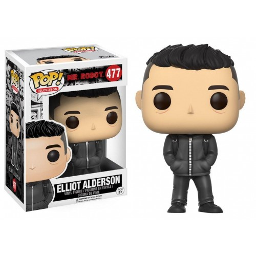 POP! Television Elliot Alderson Vinyl Figure (Mr. Robot)