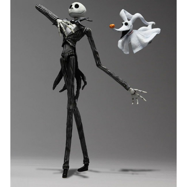 Kirin Hobby : Revoltech Nightmare Before Christmas: Jack ...