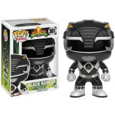 POP! Television Black Ranger Vinyl Figure (Power Rangers)