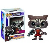 POP! Marvel Rocket Raccoon Ravagers Vinyl Bobble-Head Figure (Guardians of the Galaxy) Previews Exclusive