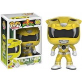 POP! Television Yellow Ranger Vinyl Figure (Power Rangers)