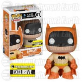 POP! Batman 75th Anniversary Orange Rainbow Batman Vinyl Figure (DC Universe) Entertainment Earth Exclusive