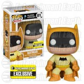 POP! Batman 75th Anniversary Yellow Rainbow Batman Vinyl Figure (DC Universe) Entertainment Earth Exclusive