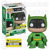POP! Batman 75th Anniversary Green Rainbow Batman Vinyl Figure (DC Universe) Entertainment Earth Exclusive