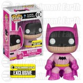 POP! Batman 75th Anniversary Pink Rainbow Batman Vinyl Figure (DC Universe) Entertainment Earth Exclusive